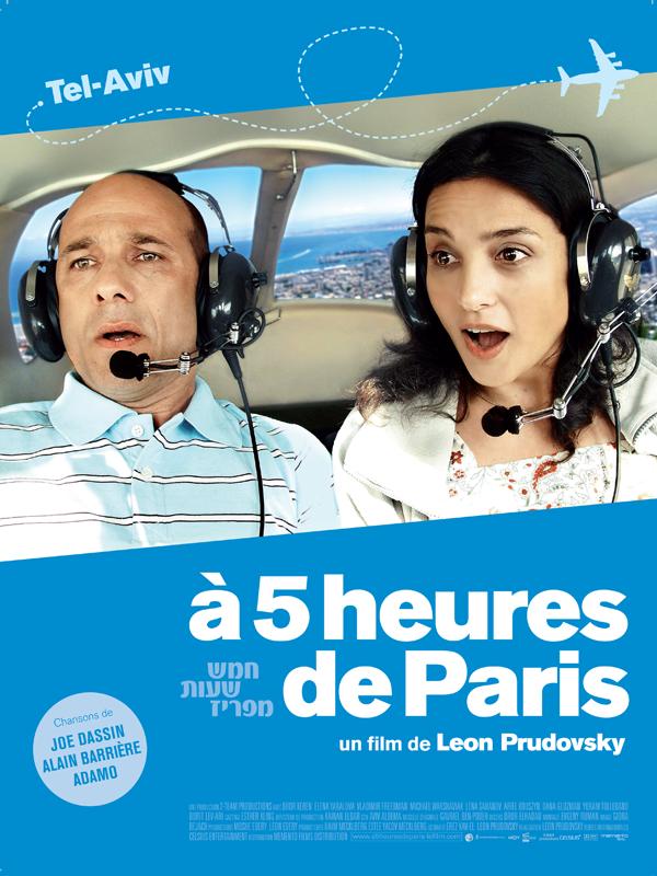 A 5 heures de Paris | Prudovsky, Leon (Réalisateur)