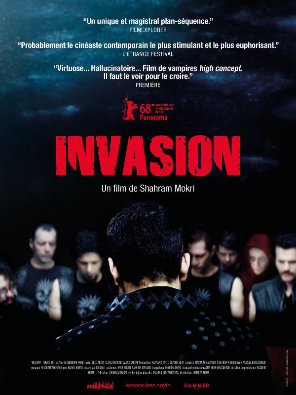 Invasion | Mokri, Shahram (Réalisateur)