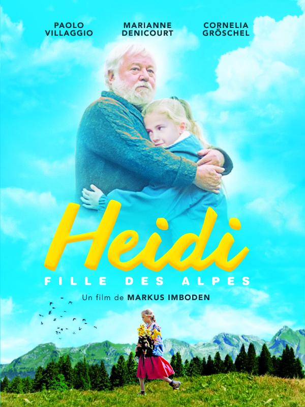 Heidi, fille des Alpes | Imboden, Markus (Réalisateur)