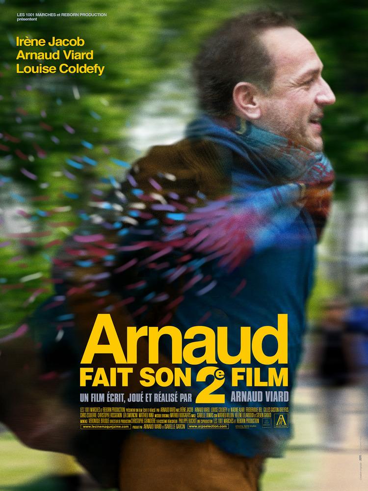 "Afficher ""Arnaud fait son 2ème film"""