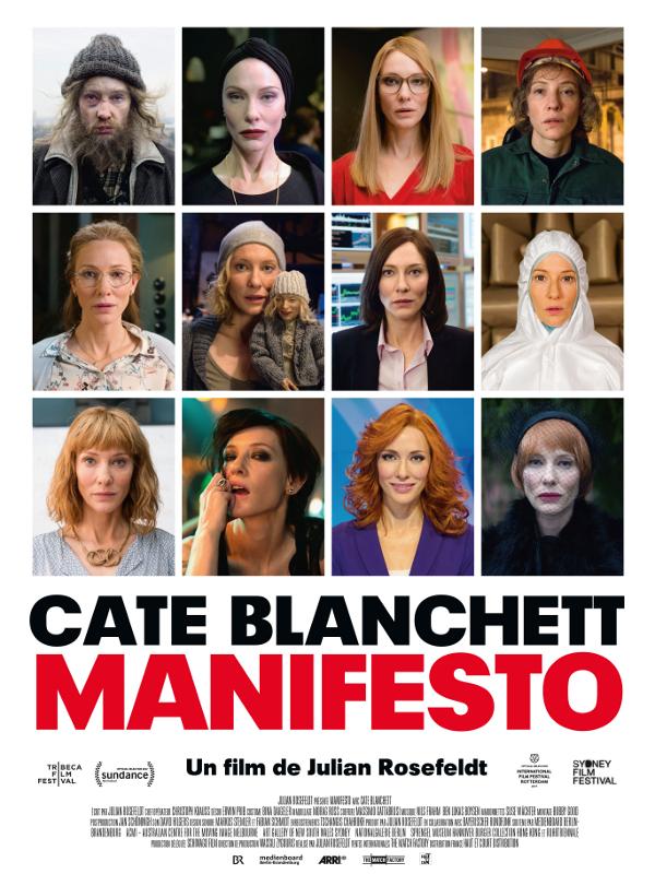 Manifesto | Rosefeldt, Julian (Réalisateur)