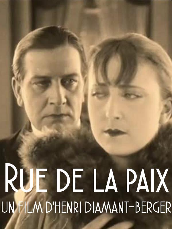 """Afficher """"Rue de la paix"""""""
