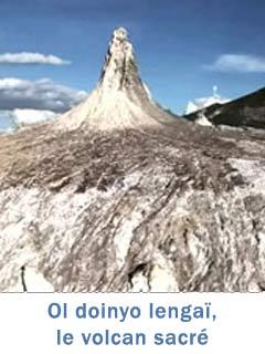 Ol Doinyo Lengaï, le volcan sacré | Delpau, Olivia (Réalisateur)
