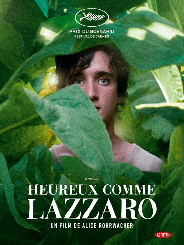 Heureux comme Lazzaro |