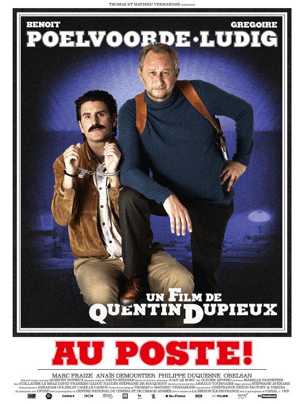 Au poste ! | Dupieux, Quentin (Réalisateur)