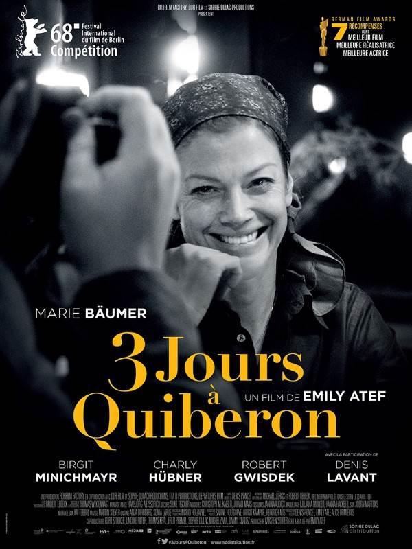 3 jours à Quiberon | Atef, Emily (Réalisateur)