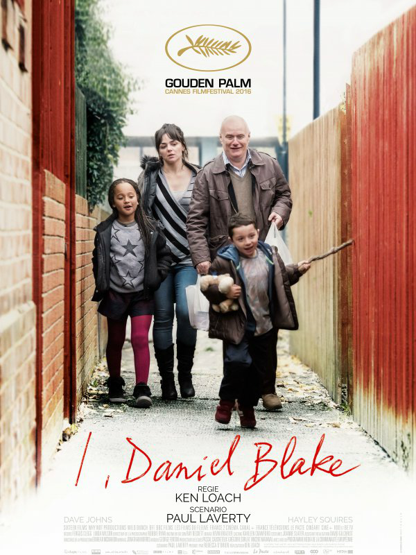 Film Fest Gent - I, Daniel Blake