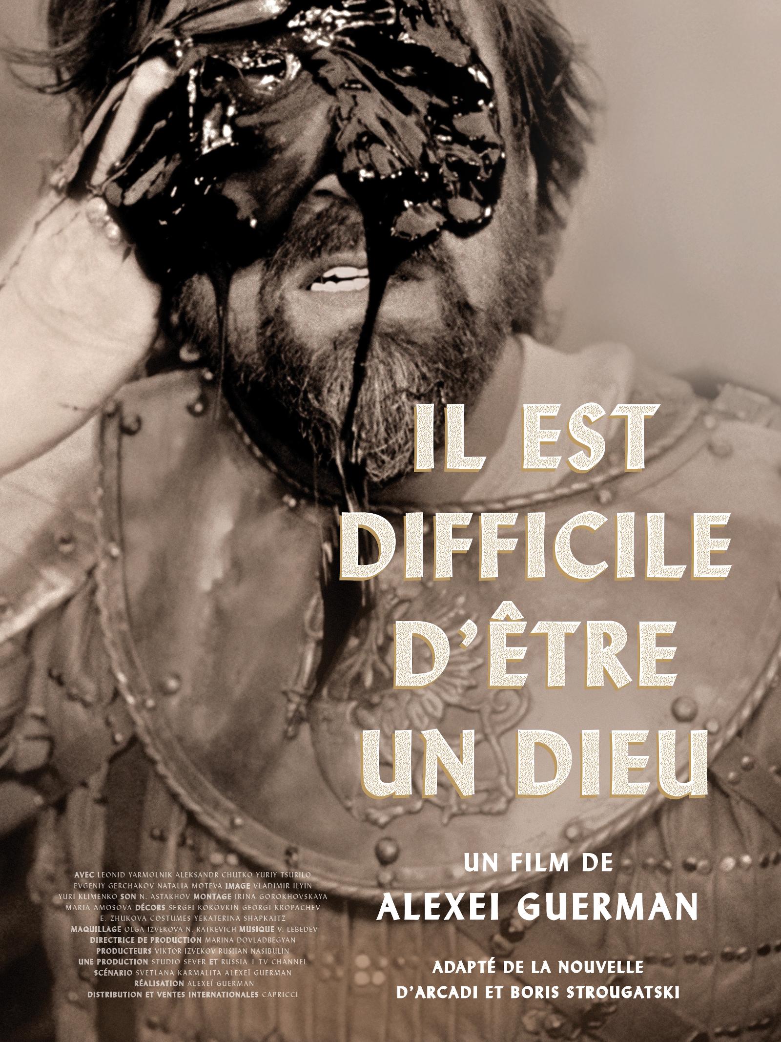 Il est difficile d'être un dieu   Guerman, Alexei (Réalisateur)