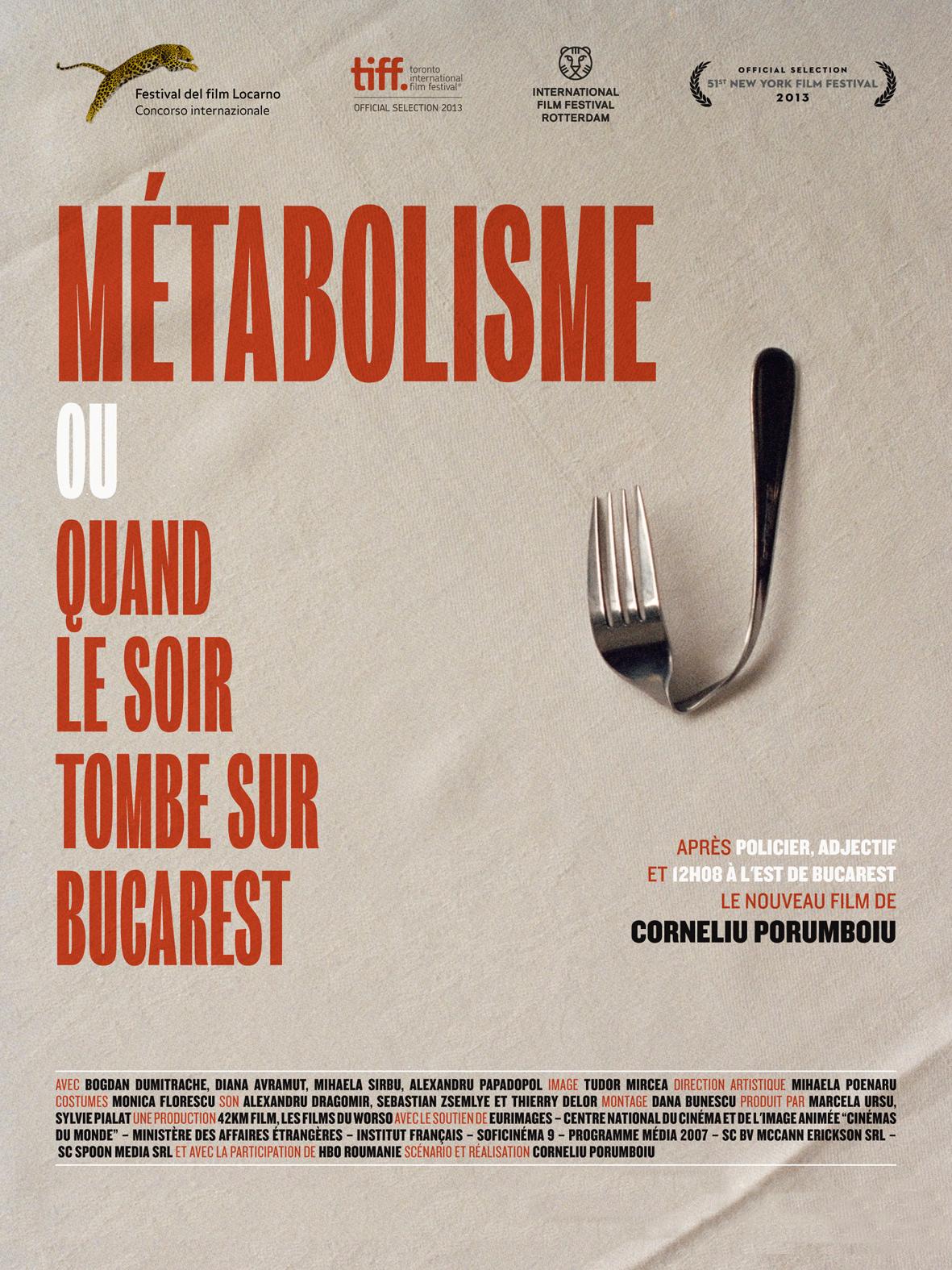 Métabolisme ou quand le soir tombe sur Bucarest | Porumboiu, Corneliu (Réalisateur)