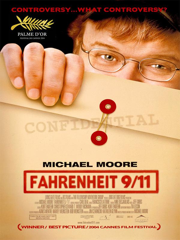 Film Fest Gent Fahrenheit 9/11