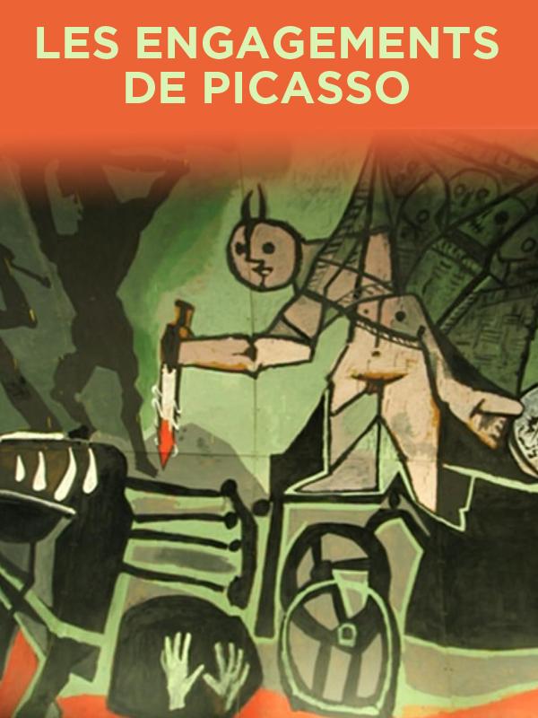 Les engagements de Picasso | Thiriat, Laurence (Réalisateur)
