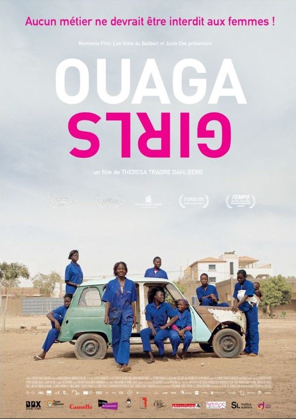 "Afficher ""Ouaga Girls"""