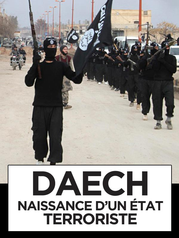 D.A.E.C.H. - Naissance d'un état terroriste   Fritel, Jérôme (Réalisateur)