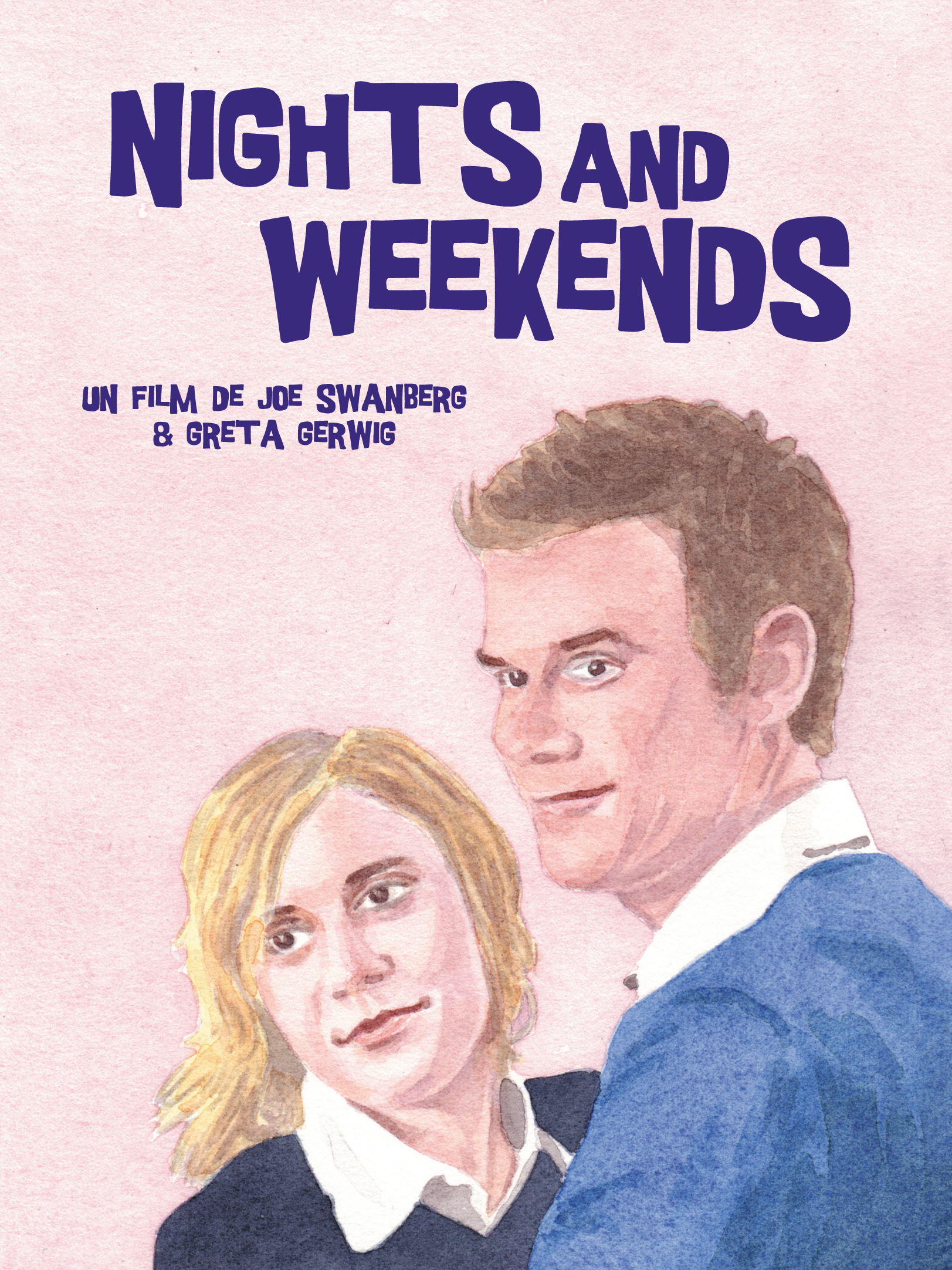 Nights and Weekends | Gerwig, Greta (Réalisateur)