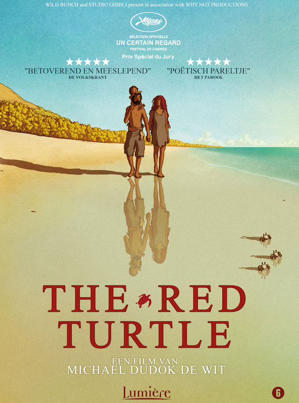 Film Fest Gent - The Red Turtle