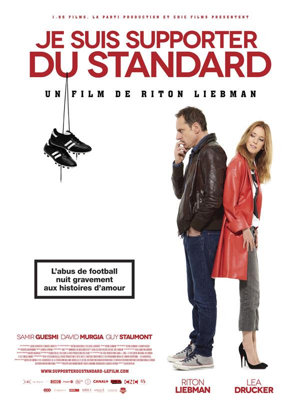 Je suis supporter du Standard | Liebman, Riton (Réalisateur)