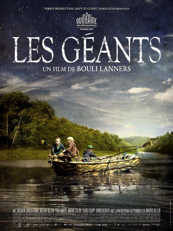 Les Géants | Lanners, Bouli (Réalisateur)
