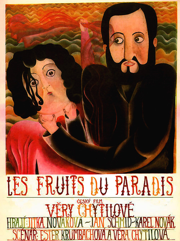 Les Fruits du paradis | Chytilová, Věra (Réalisateur)