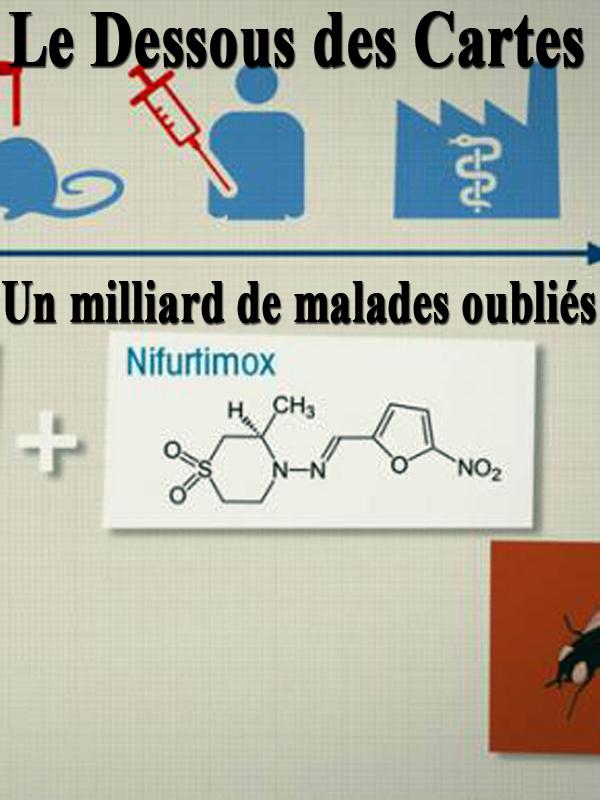 Le dessous des cartes - Un milliard de malades oubliés | Victor, Jean-Christophe (Réalisateur)