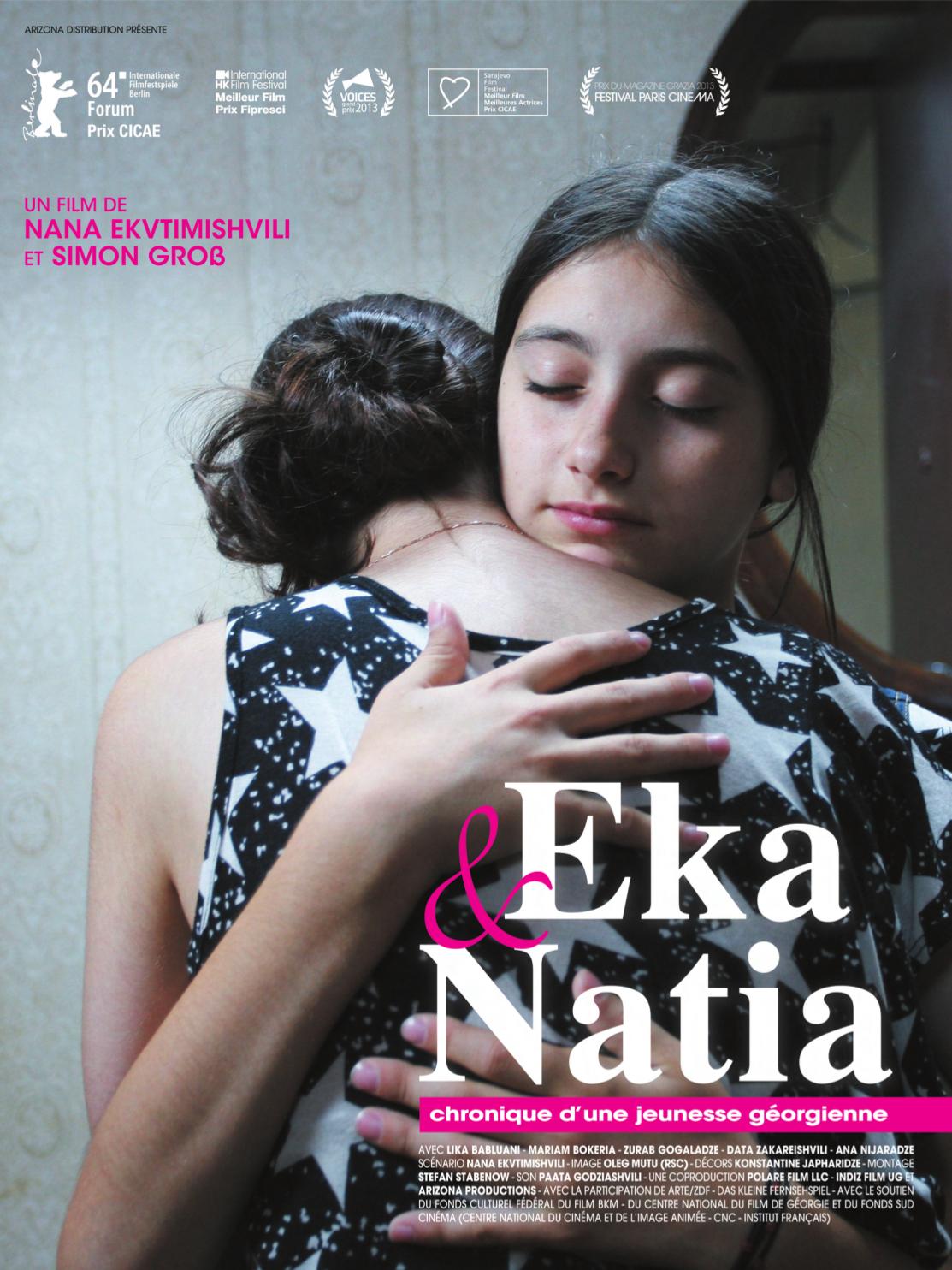 Eka et Natia, chronique d'une jeunesse géorgienne   Ekvtimishvili, Nana (Réalisateur)