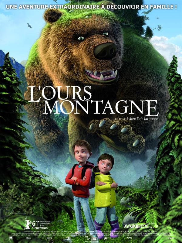 L'Ours Montagne | Toft Jacobsen, Esben (Réalisateur)