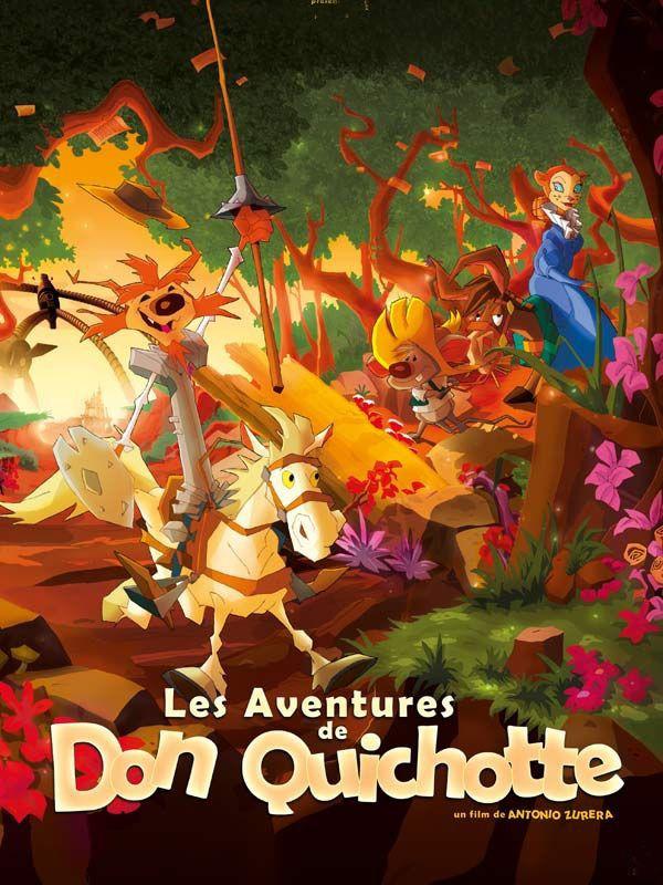 Les Aventures de Don Quichotte | Zurera, Antonio (Réalisateur)