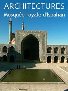 Architectures : la mosquée royale d'Ispahan | Copans, Richard (Réalisateur)