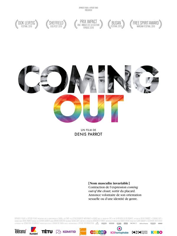 Coming Out | Parrot, Denis (Réalisateur)