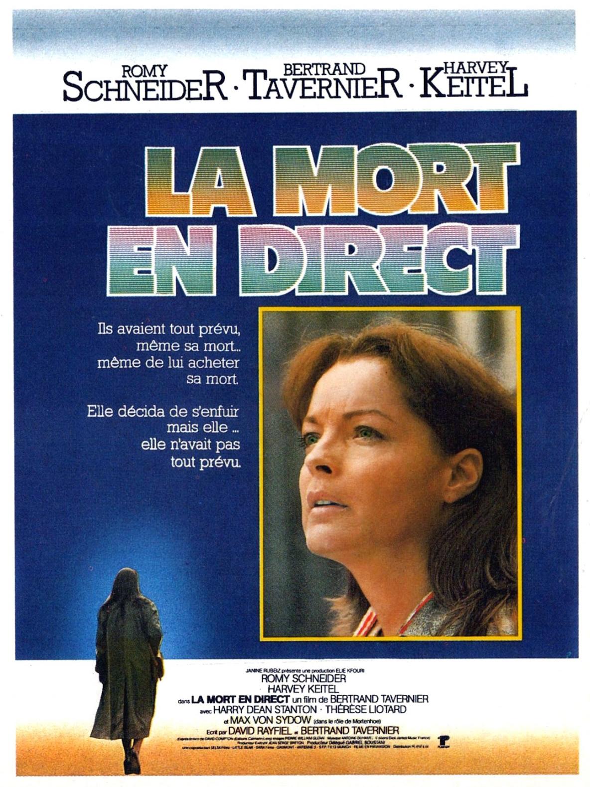 La Mort en direct | Tavernier, Bertrand (Réalisateur)