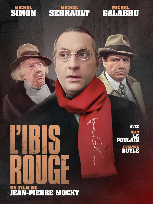 L'Ibis rouge | Mocky, Jean-Pierre (Réalisateur)