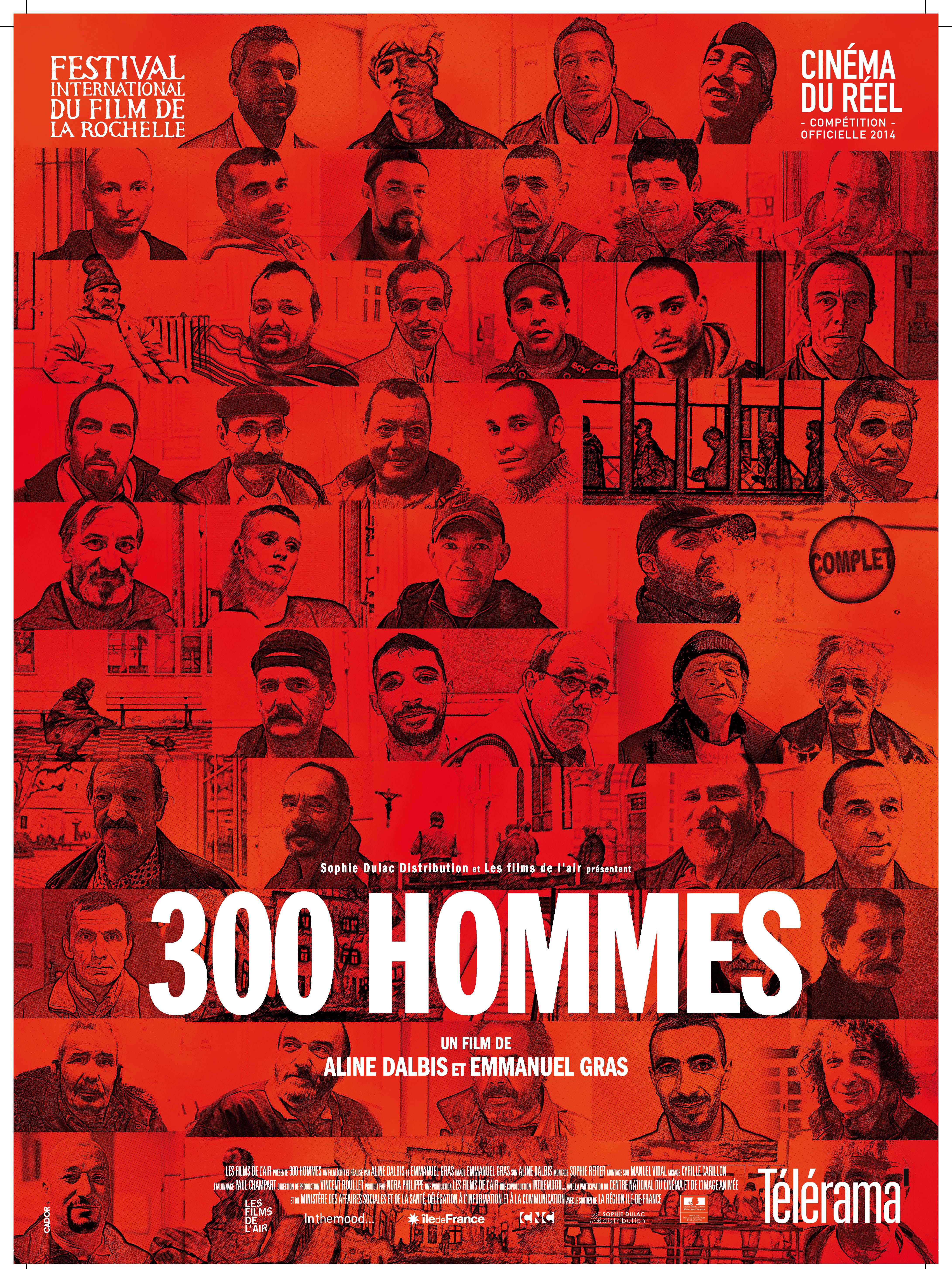300 hommes | Gras, Emmanuel (Réalisateur)