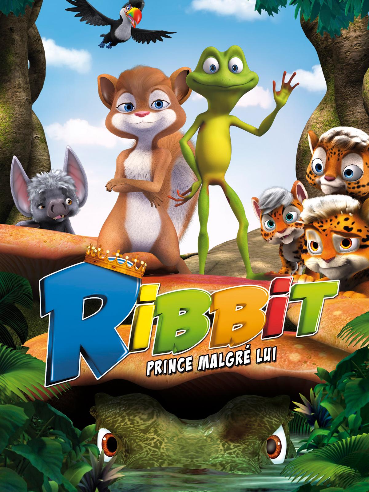 Ribbit | Powers, Chuck (Réalisateur)