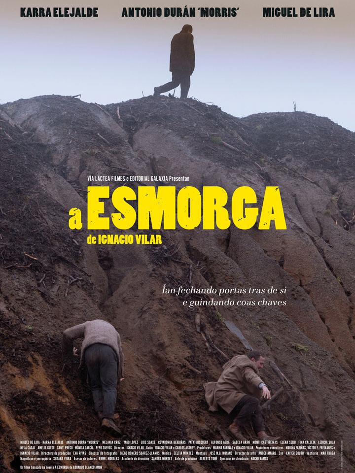 A Esmorga | Vilar, Ignacio (Réalisateur)