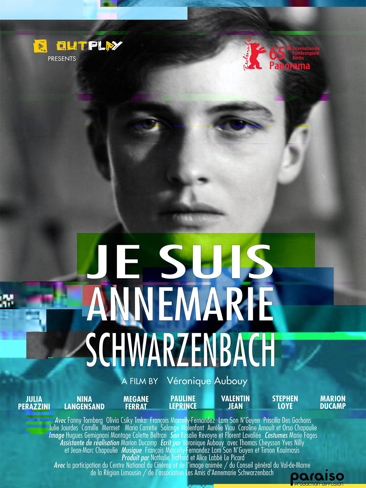 Je suis Annemarie Schwarzenbach | Aubouy, Véronique (Réalisateur)