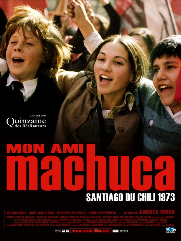 Mon ami Machuca | Wood, Andrès (Réalisateur)