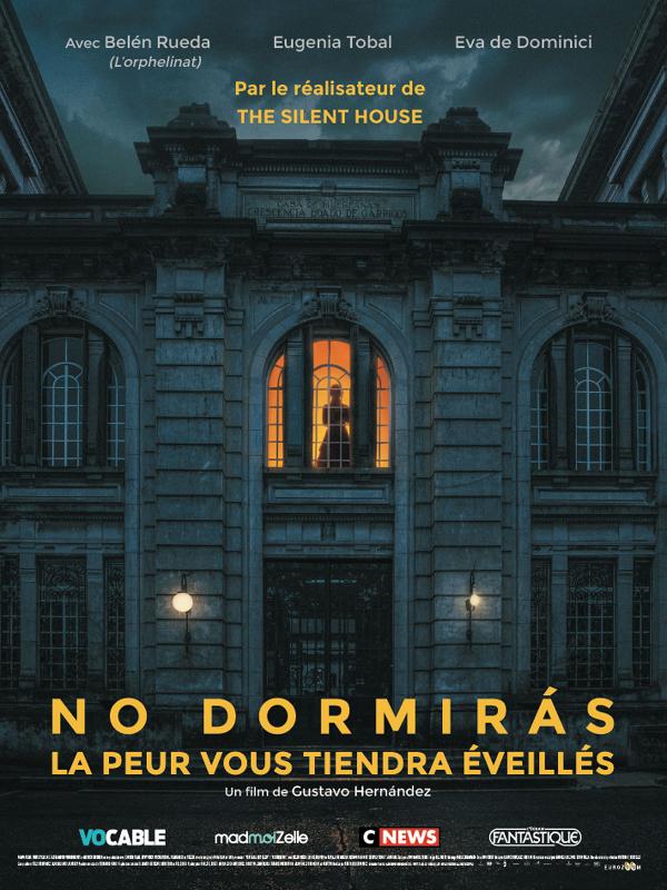 No dormirás | Hernandez, Gustavo (Réalisateur)