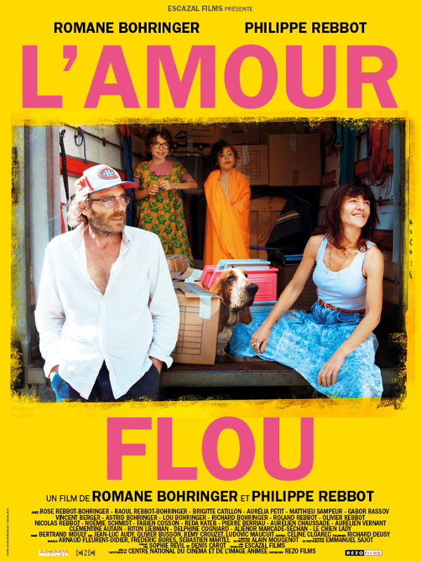 L'Amour flou | Bohringer, Romane (Réalisateur)