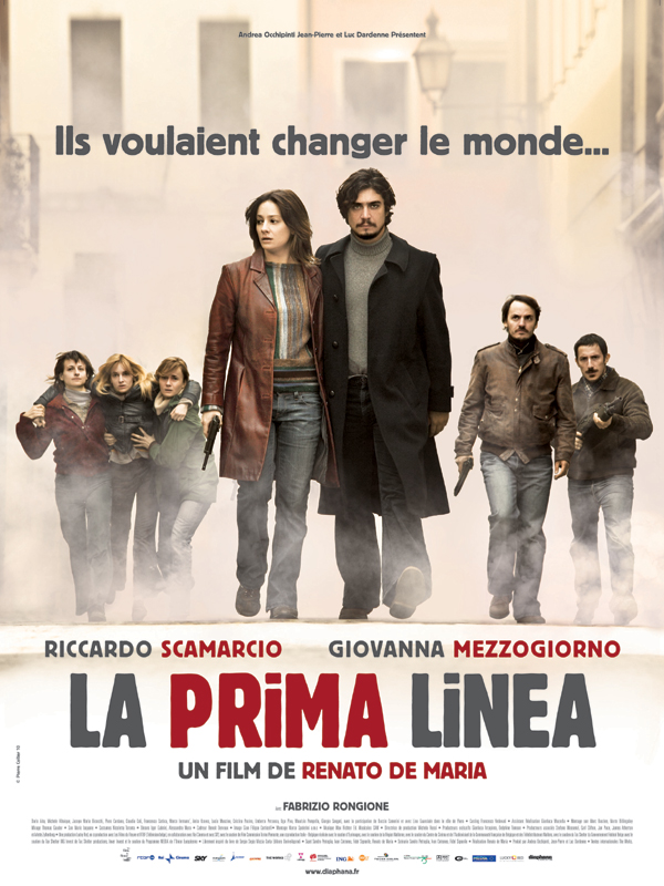 La Prima Linea | De Maria, Renato (Réalisateur)