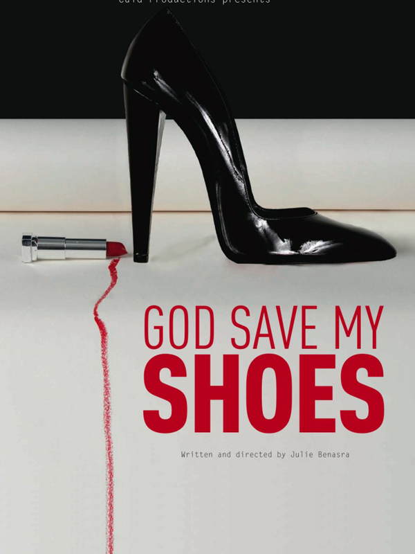 God save my shoes |