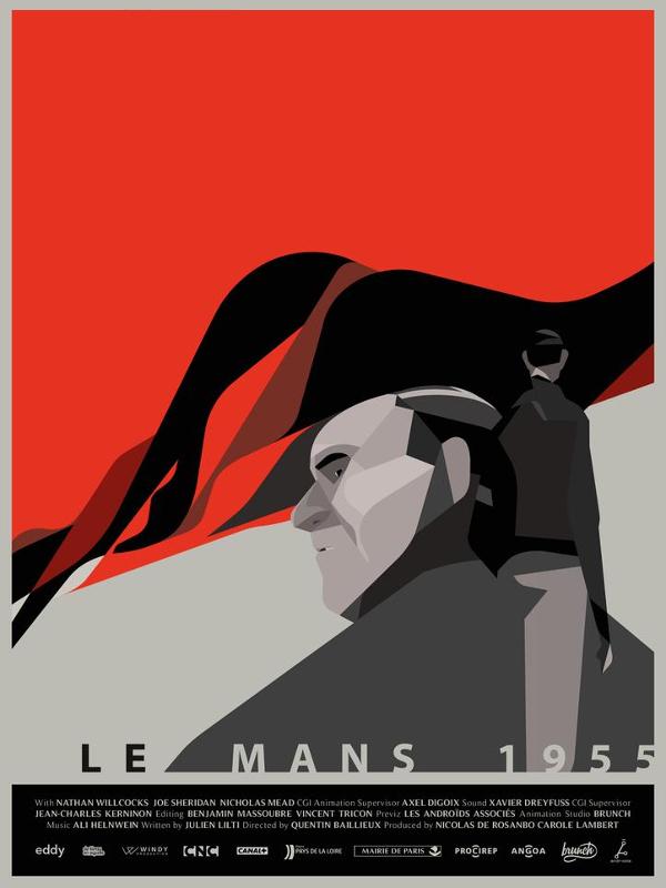 Le Mans 1955 | Baillieux, Quentin (Réalisateur)