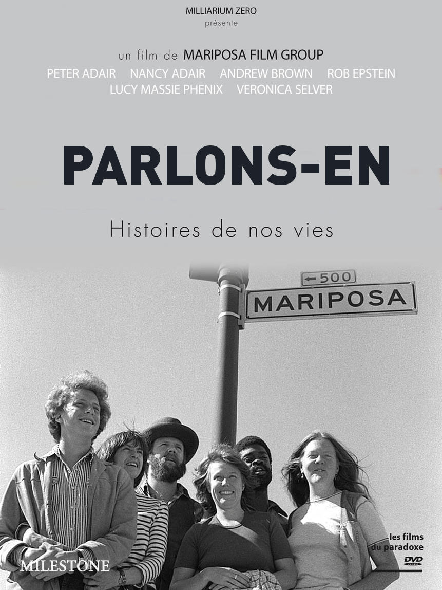 Parlons-en (Word is Out...) | Mariposa, Group (Réalisateur)
