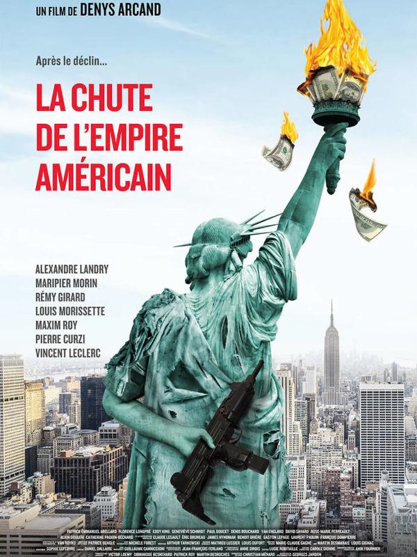 La Chute de l'Empire américain | Arcand, Denys (Réalisateur)