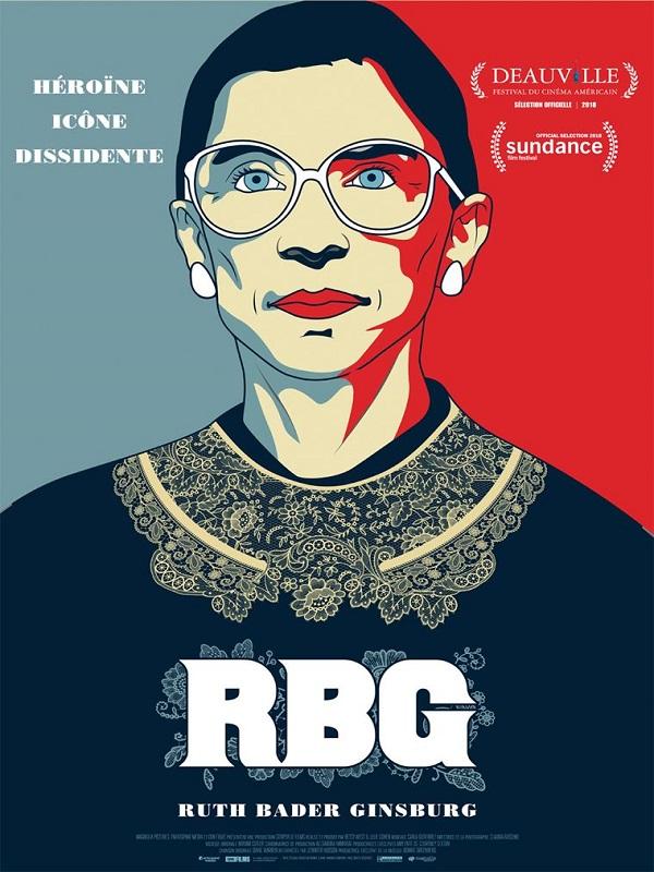 RBG - Ruth Bader Ginsburg | Cohen, Julie (Réalisateur)