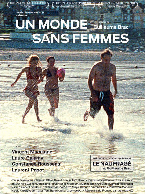 Un monde sans femmes | Brac, Guillaume (Réalisateur)
