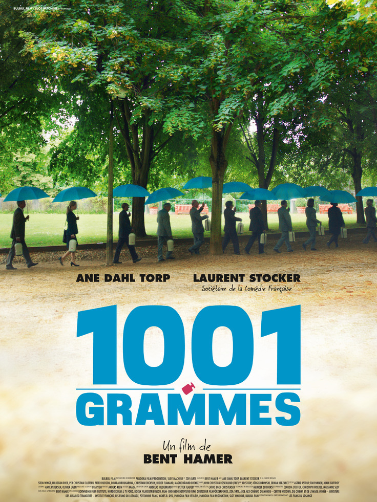 1001 Grammes | Hamer, Bent (Réalisateur)