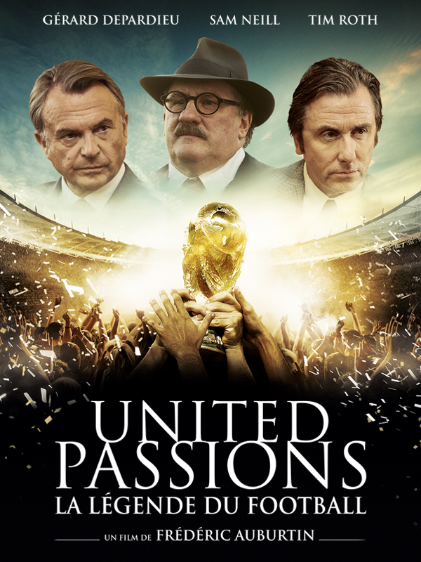 United Passions - la légende du football |