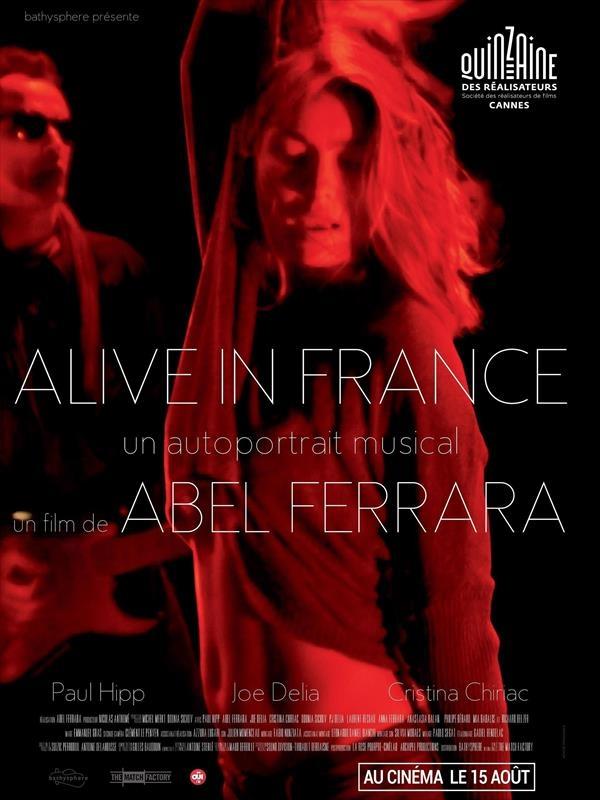 Alive in France |