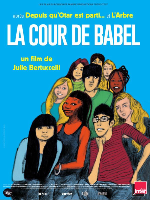 La Cour de Babel | Bertuccelli, Julie (Réalisateur)