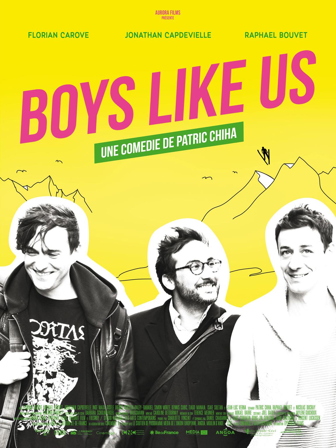 Boys Like Us   Chiha, Patric (Réalisateur)