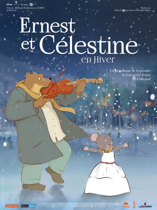 Ernest et Célestine en hiver | Roger, Jean-Christophe (Réalisateur)